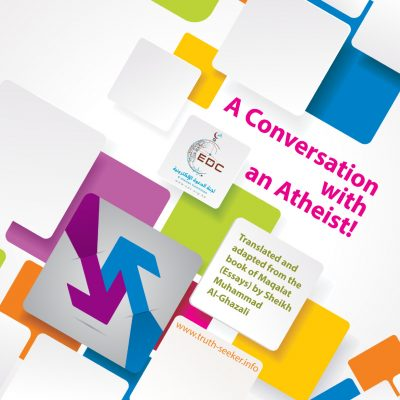 PDF] A conversation with an Atheist | Islam PDFs